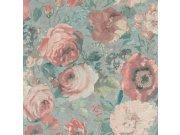 Tapeta květinový vzor Barbara 527858 | lepidlo zdarma Rasch