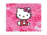 3D Fototapeta Walltastic Hello Kitty 41271 | 305x244 cm Fototapety