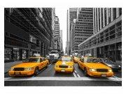 Fototapeta na zeď Taxi ve městě | MS-5-0008 | 375x250 cm Fototapety