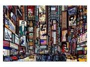 Fototapeta na zeď Náměstí Times Square | MS-5-0013 | 375x250 cm Fototapety
