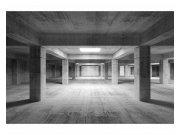 Fototapeta na zeď 3D průmyslová hala | MS-5-0035 | 375x250 cm Fototapety