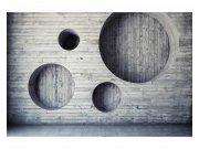 Fototapeta na zeď 3D Geometrická pozadí | MS-5-0038 | 375x250 cm Fototapety