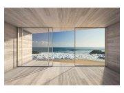 Fototapeta na zeď Okno na pláž | MS-5-0042 | 375x250 cm Fototapety