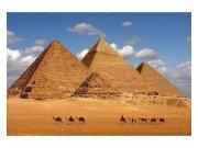 Fototapeta na zeď Egyptská pyramida | MS-5-0051 | 375x250 cm Fototapety