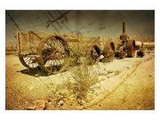 Fototapeta na zeď Starý vagón | MS-5-0058 | 375x250 cm Fototapety