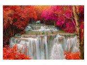 Fototapeta na zeď Vodopád v deštném pralese   MS-5-0072   375x250 cm Fototapety