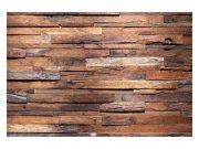 Fototapeta na zeď Dřevěná zeď | MS-5-0158 | 375x250 cm Fototapety
