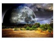 Fototapeta na zeď Měsíc | MS-5-0185 | 375x250 cm Fototapety