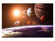 Fototapeta na zeď Sluneční soustava | MS-5-0188 | 375x250 cm Fototapety