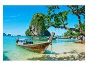 Fototapeta na zeď Thajská loď | MS-5-0198 | 375x250 cm Fototapety