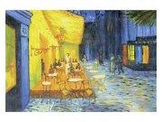 Fototapeta na zeď Terasa Kavárny Od Vincenta Van Gogha | MS-5-0251 | 375x250 cm Fototapety
