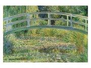 Fototapeta na zeď Rybník s lekníny od Claude Oskara Moneta | MS-5-0255 | 375x250 cm Fototapety