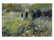 Fototapeta na zeď Ženy v zahradě od Pierra Augusta Renoira | MS-5-0256 | 375x250 cm Fototapety