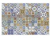 Fototapeta na zeď Portugalské dlaždice | MS-5-0275 | 375x250 cm Fototapety