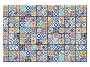 Fototapeta na zeď Starobylé kachličky | MS-5-0276 | 375x250 cm Fototapety
