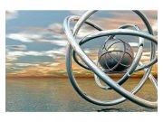 Fototapeta na zeď Abstraktní koule | MS-5-0280 | 375x250 cm Fototapety