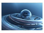 Fototapeta na zeď Skleněná koule | MS-5-0282 | 375x250 cm Fototapety