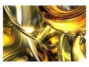 Fototapeta na zeď Zlatý abstrakt | MS-5-0291 | 375x250 cm Fototapety