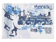 Fototapeta na zeď Skate | MS-5-0313 | 375x250 cm Fototapety