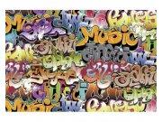 Fototapeta na zeď Graffiti | MS-5-0322 | 375x250 cm Fototapety