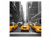 Fototapeta na zeď Taxi ve městě | MS-3-0008 | 225x250 cm Fototapety