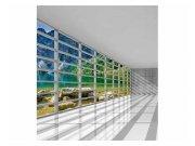 Fototapeta na zeď Interiér s výhledem | MS-3-0039 | 225x250 cm Fototapety
