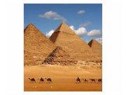 Fototapeta na zeď Egyptská pyramida   MS-3-0051   225x250 cm Fototapety
