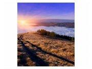 Fototapeta na zeď Svítání na horách | MS-3-0063 | 225x250 cm Fototapety