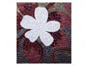 Fototapeta na zeď Červená mozaika | MS-3-0114 | 225x250 cm Fototapety
