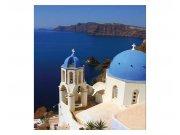 Fototapeta na zeď Santorini | MS-3-0199 | 225x250 cm Fototapety