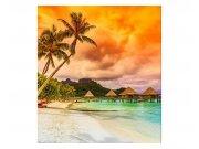 Fototapeta na zeď Polynésie | MS-3-0211 | 225x250 cm Fototapety