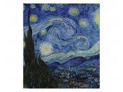 Fototapeta na zeď Hvězdná noc od Vincenta van Gogha | MS-3-0250 | 225x250 cm Fototapety