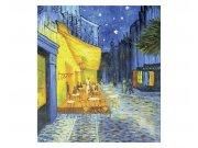 Fototapeta na zeď Terasa kavárny od Vincenta van Gogha | MS-3-0251 | 225x250 cm Fototapety