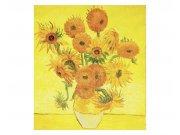 Fototapeta na zeď Slunečnice od Vincenta van Gogha | MS-3-0252 | 225x250 cm Fototapety
