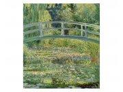 Fototapeta na zeď Rybník s lekníny od Claude Oskara Moneta | MS-3-0255 | 225x250 cm Fototapety