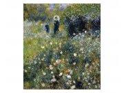 Fototapeta na zeď Ženy v zahradě od Pierra Augusta Renoira | MS-3-0256 | 225x250 cm Fototapety