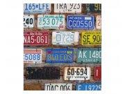 Fototapeta na zeď Poznávací čísla | MS-3-0269 | 225x250 cm Fototapety