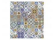 Fototapeta na zeď Portugalské dlaždice | MS-3-0275 | 225x250 cm Fototapety