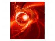 Fototapeta na zeď Červený abstrakt | MS-3-0287 | 225x250 cm Fototapety