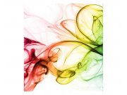 Fototapeta na zeď Teplý kouř barev | MS-3-0289 | 225x250 cm Fototapety