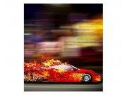 Fototapeta na zeď Závodní auto | MS-3-0309 | 225x250 cm Fototapety
