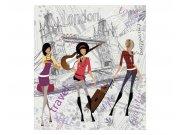 Fototapeta na zeď Londýnský styl | MS-3-0332 | 225x250 cm Fototapety