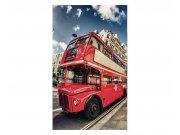 Fototapeta na zeď Londýnský autobus | MS-2-0017 | 150x250 cm Fototapety