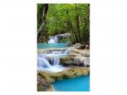 Fototapeta na zeď Vodopád | MS-2-0086 | 150x250 cm Fototapety