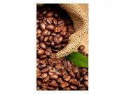 Fototapeta na zeď kávová zrna | MS-2-0244 | 150x250 cm Fototapety