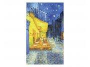 Fototapeta na zeď Terasa kavárny od Vincenta van Gogha | MS-2-0251 | 150x250 cm Fototapety