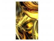 Fototapeta na zeď Zlatý abstrakt | MS-2-0291 | 150x250 cm Fototapety