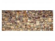 Panoramatická Fototapeta na zeď Kamenná stěna | MP-2-0169 | 375x150 cm Fototapety