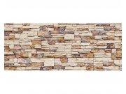 Panoramatická Fototapeta na zeď kamenná zeď | MP-2-0172 | 375x150 cm Fototapety