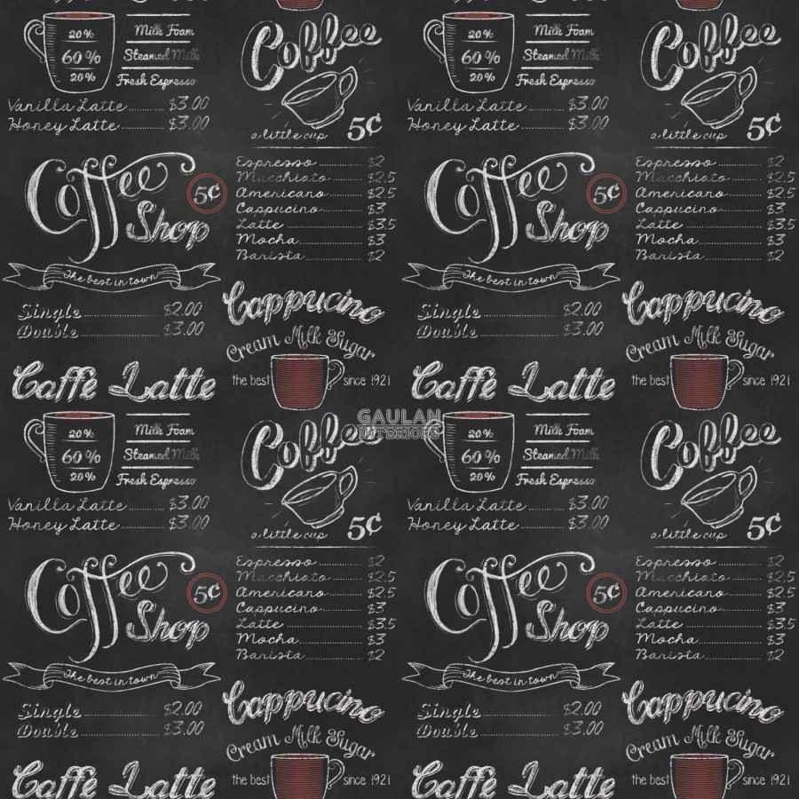 Tapeta caffe shop Aldora 234602 - Rasch